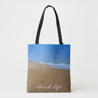 Beautiful Beach-Beach Life Tote Bag