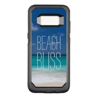 Beautiful Beach Bliss OtterBox Commuter Samsung Galaxy S8 Case