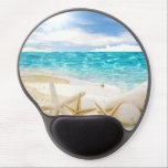 "Beautiful Beach Gel Mousepad<br><div class=""desc"">Relax in the ocean breeze with this peaceful &quot;Beautiful Beach Gel Mousepad.&quot;The perfect gift that nature and ocean-loving friends or family members. This ocean scene will lift your spirits and bring you joy. 100% of the profits from this product go toward health education. Thank you for your donation. The Monterey...</div>"