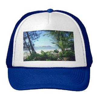 BEAUTIFUL BEACH TRUCKER HAT