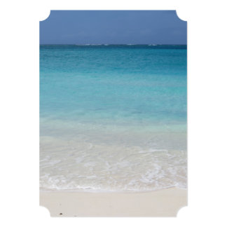 Beautiful Beach | Turks and Caicos Photo Card