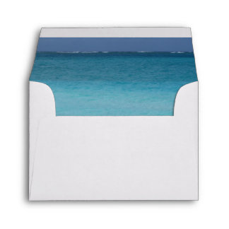 Beautiful Beach | Turks and Caicos Photo Envelope