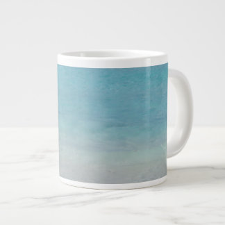 Beautiful Beach | Turks and Caicos Photo Large Coffee Mug