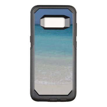 Beach Themed Beautiful Beach | Turks and Caicos Photo OtterBox Commuter Samsung Galaxy S8 Case