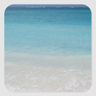 Beautiful Beach | Turks and Caicos Photo Sticker