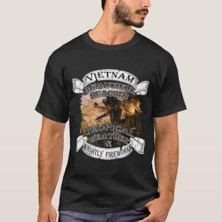 Beautiful beaches, tropical weather-Vietnam T-Shirt