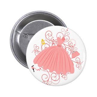 Beautiful, Beautiful Dress Button