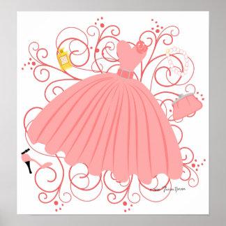 Beautiful, Beautiful Dress Posters