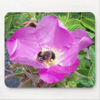 Beautiful Bee Mousepad