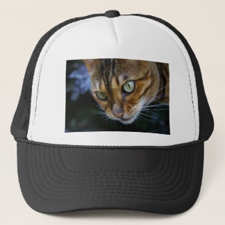 Beautiful Bengal Cat Trucker Hat