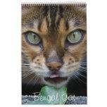 Beautiful Bengal Cats 2015 Calendar