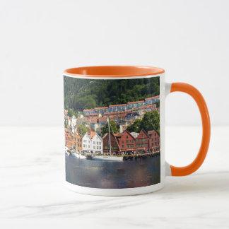 Beautiful Bergen, Norway Mug