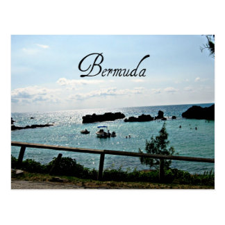 Beautiful Bermuda! Postcard