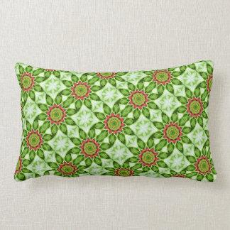 Beautiful Berry & Foliage Design Throw Pillow