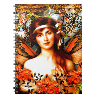 Beautiful Best Selling Fairy Art Notebook