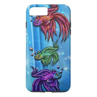 Beautiful Bettas iPhone 7 Plus Case