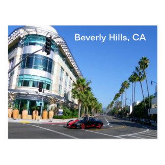 Beautiful Beverly Hills Postcard!