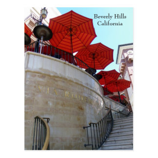 Beautiful Beverly Hills Postcards! Postcard