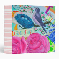 Beautiful Binders - Art Journals - Notebooks -Gift