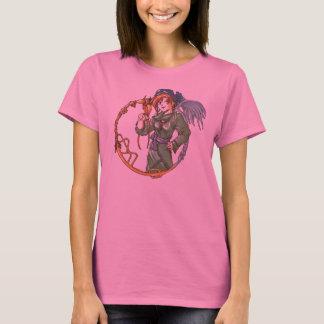 Beautiful Bird Girl T-Shirt