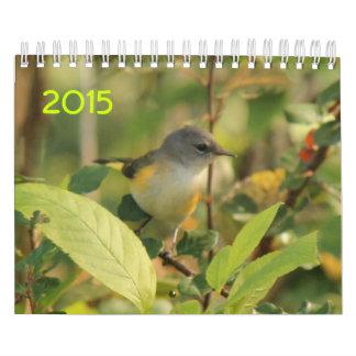 Beautiful Birds for 2015 Calendar