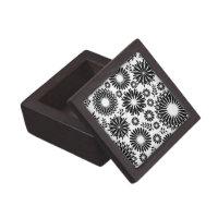 Beautiful black and white Gift Box planetjillgiftbox