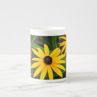 Beautiful Black Eyed Susan China mug