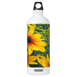 Beautiful black eyed susan flower garden SIGG traveler 1.0L water bottle