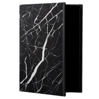 Beautiful black marble powis iPad air 2 case