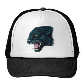 Beautiful Black Panther Trucker Hat