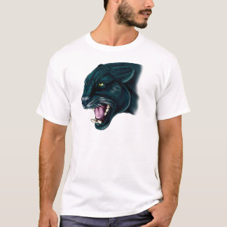 Beautiful Black Panther T-Shirt