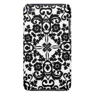 Beautiful Black & White Abstract Art Barely There iPod Covers
