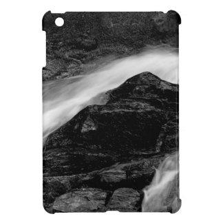 Beautiful Black & White Waterfall Landscape Photo iPad Mini Case