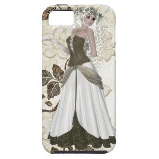 Beautiful Blond Girl iPhone 5 Case