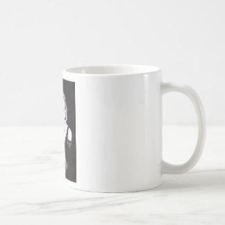Beautiful Blond Woman 1920s Coffee Mug
