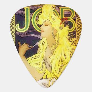 Beautiful Blonde guitar pick