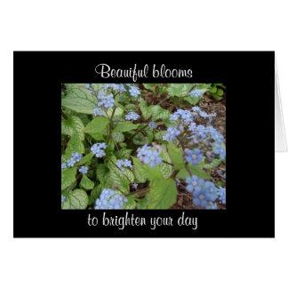 Beautiful Blooms Card