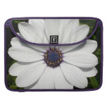 Beautiful Blossoming White Osteospermum Sleeve For MacBooks