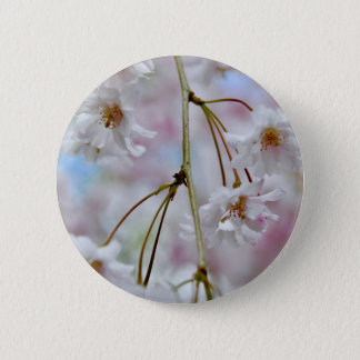 Beautiful Blossoms Pinback Button