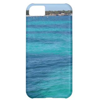 Beautiful Blue Beach iPhone 5C Cover