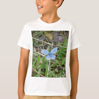 Beautiful Blue Butterfly T-Shirt