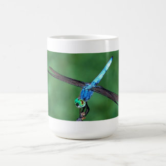 Beautiful Blue Dragonfly Mug