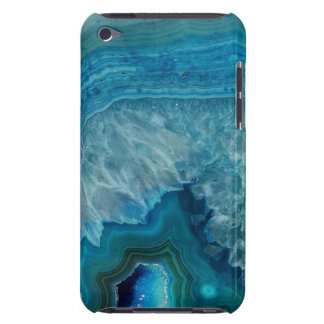 Beautiful Blue Gem iPod Touch Case