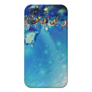 Beautiful Blue iPhone4 case