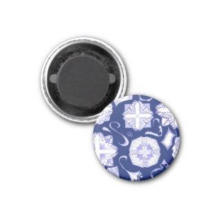 Beautiful Blue Magnet