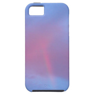 Beautiful Blue & Pink Sunset iPhone Case iPhone 5 Case