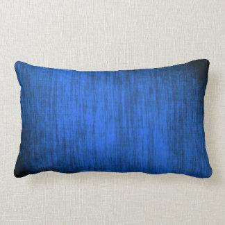 Beautiful blue sample cushion