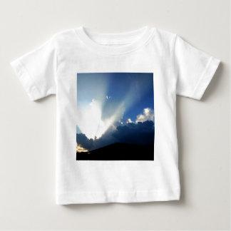 beautiful blue sunset baby T-Shirt