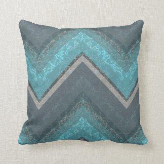Beautiful Blues Throw Pillows