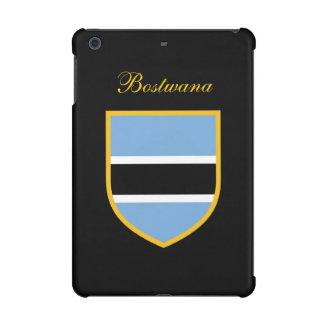 Beautiful Botswana Flag Arm iPad Mini Retina Cases